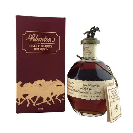 Blanton's Takara Red Edition Single Barrel Bourbon 750ml Bottle