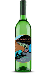 Del Maguey Single Village Tobala The Wild Mountain Mezcal