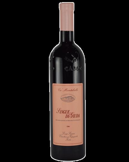 Ca Montebello di Scarani Luigi Sangue di Giuda Oltrepo Pavese 750ml Bottle