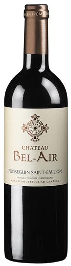 Chateau Bel Air Puisseguin Saint Emilion null 750ml Bottle