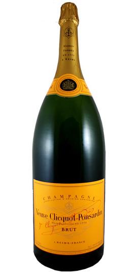 Veuve Clicquot Ponsardin Yellow Label Brut Champagne 9lt Salmanazar