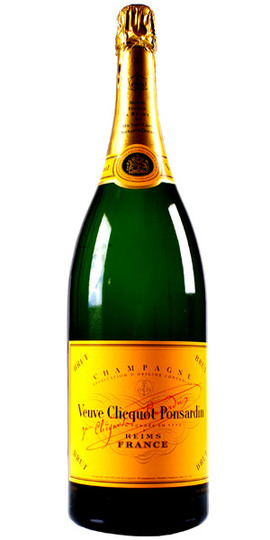 Veuve Clicquot Ponsardin Yellow Label Brut Champagne 3lt Jeroboam