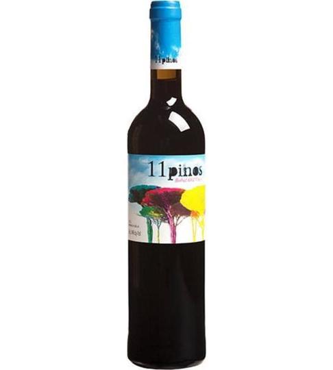 Vega Tolosa 11 Pinos Bobal Old Vines 750ml Bottle