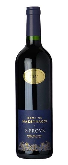 Domaine Maestracci Corse Calvi E Prove Rouge 750ml Bottle
