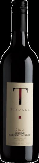 Tisdall Rosbercon Single Vineyard Cabernet Merlot 750ml Bottle