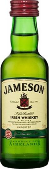 Jameson Irish Whiskey 50ml Bottle