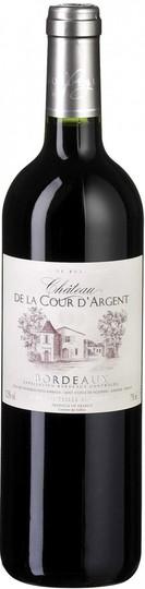 Chateau de La Cour d'Argent Bordeaux 750ml Bottle