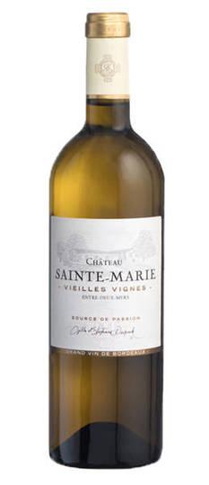 Chateau Sainte Marie Vieilles Vignes Entre deux Mers 750ml Bottle