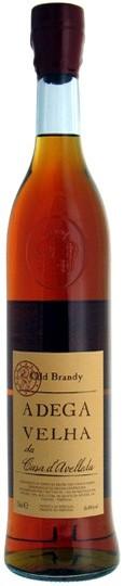 Adega Velha Brandy 750ml Bottle