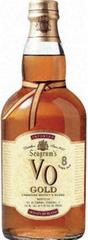 Seagram's VO Gold Canadian Whisky