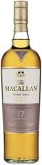 The Macallan Fine Oak 17 Year Old Single Malt Scotch Whisky