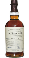The Balvenie Tun 1401 Batch 3 Single Malt Scotch Whisky