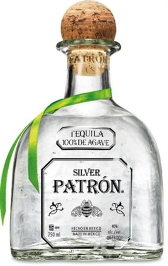 Patron Silver Tequila 1.75lt Bottle
