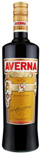 Averna Amaro Siciliano Liqueur 750ml Bottle