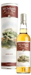 McClelland's Lowlands Single Malt Scotch Whisky