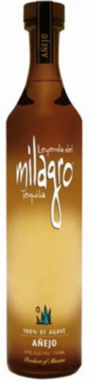Milagro Anejo Tequila 750ml Bottle