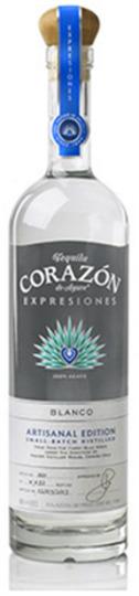 Corazon de Agave Expresiones Artisanal Edition Blanco Tequila 750ml Bottle