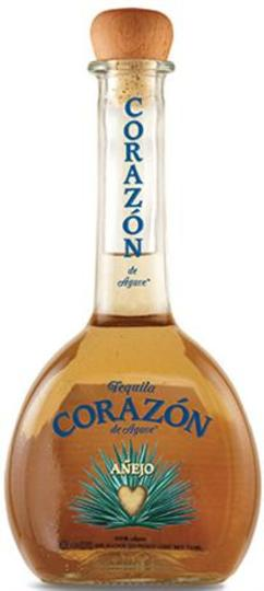 Corazon de Agave Anejo Tequila 750ml Bottle