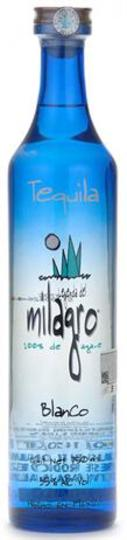 Milagro Silver Tequila 750ml Bottle