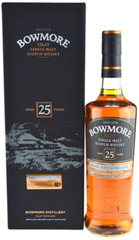 Bowmore 25 Year Old Small Batch Release Single Malt Scotch Whisky