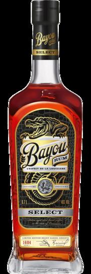 Bayou Select Rum 750ml Bottle
