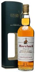 Gordon & MacPhail Mortlach 15 Year Old Single Malt Scotch Whisky