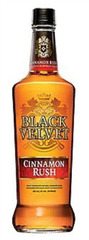 Black Velvet Cinnamon Rush Blended Canadian Whisky
