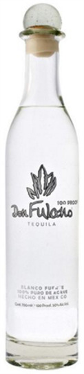 Don Fulano Blanco Fuerte 100 Proof Tequila 750ml Bottle