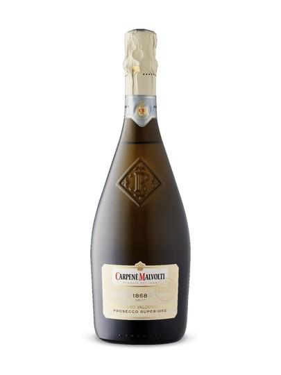 Carpene Malvolti 1868 Brut Prosecco di Conegliano Valdobbiadene DOCG 750ml Bottle