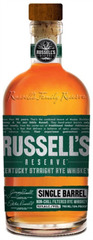 Wild Turkey Russell's Reserve Single Barrel Straight Rye Whiskey