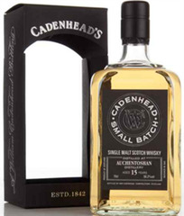 Cadenheads Small Batch Auchentoshan 15 Year Old Single Malt Scotch Whisky