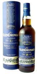 The GlenDronach Allardice 18 Year Old Single Malt Scotch Whisky