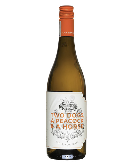 Black Elephant Vintners Two Dogs a Peacock and & Horse Sauvignon Blanc 750ml Bottle