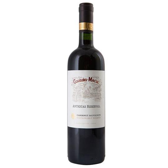 Cousino Macul Antiguas Reservas Cabernet Sauvignon 750ml Bottle