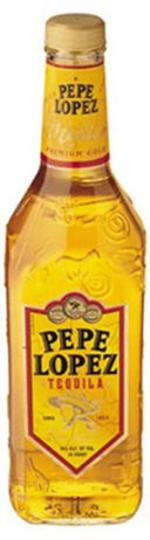 Pepe Lopez Premium Gold Tequila 750ml Bottle