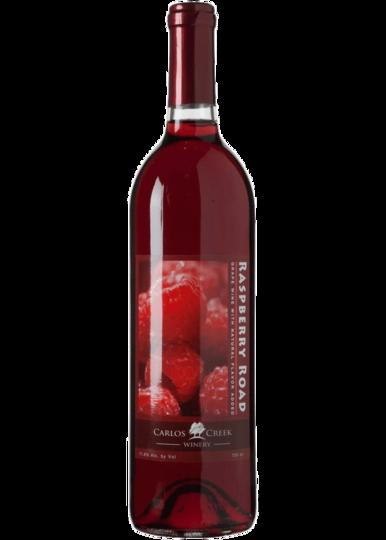 Carlos Creek Winery Raspberry Road 750ml Bottle