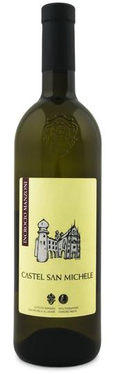 Instituto Agrario di San Michele all'Adige Castel San Michele Incrocio Manzoni Vigneti delle Dolomiti IGT 750ml Bottle
