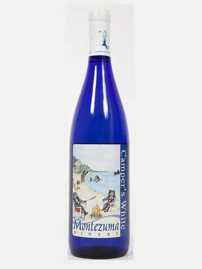 Montezuma Winery Campers White 750ml Bottle