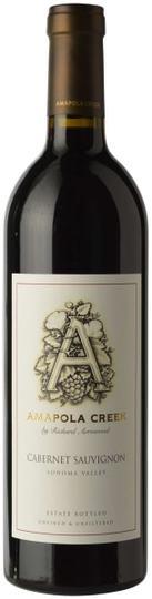 Amapola Creek Estate Bottled Cabernet Sauvignon 750ml Bottle