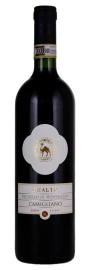Castello di Camigliano Gualto Brunello di Montalcino Riserva DOCG 750ml Bottle