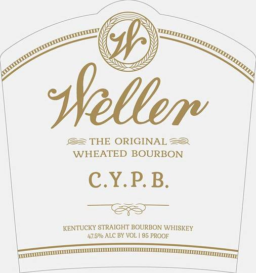 W. L. Weller CYPB Craft Your Perfect Bourbon 750ml Bottle