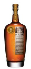 Masterson's French Oak Barrel Finished 10 Year Old Straight Rye Whiskey