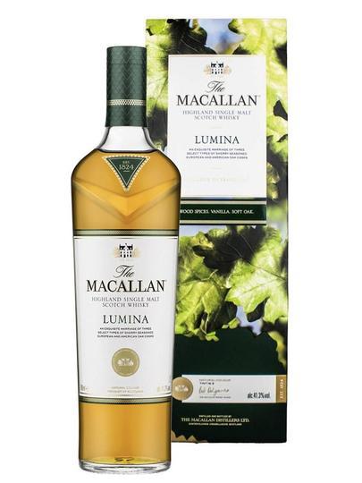 The Macallan Lumina Single Malt Scotch Whisky 700ml Bottle