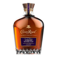 Crown Royal Noble Collection 13 Year Old Bourbon Mash Canadian Whiskey