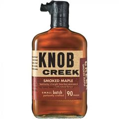 Knob Creek Small Batch Smoked Maple Flavored Bourbon