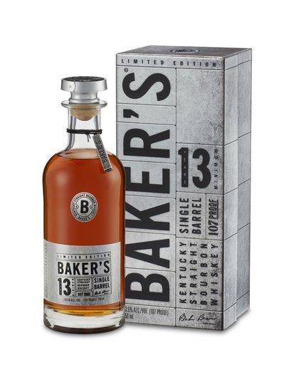 Baker's Single Barrel 13 Year Old Kentucky Straight Bourbon Whiskey 750ml Bottle