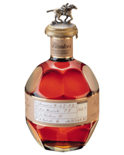 Blanton's Vertical Collection   Gold, SFTB, Special Reserve & Original Private Reserve Bourbon 700ml Bottle