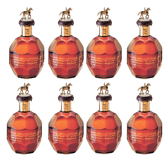 Blanton's Gold Edition Bourbon Complete Stopper Collection