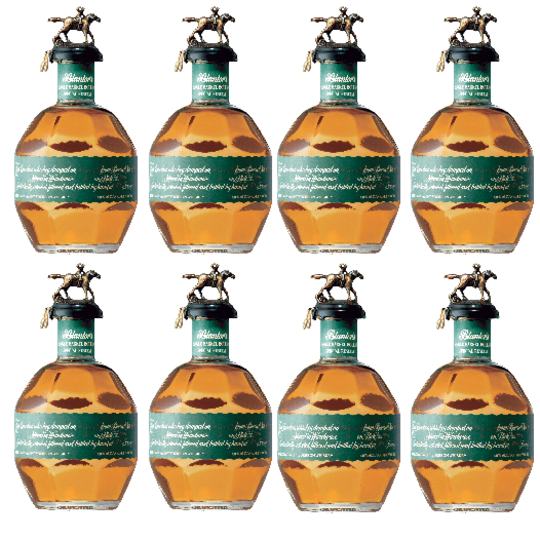 Blanton's Special Reserve Bourbon Complete Stopper Collection 700ml Bottle