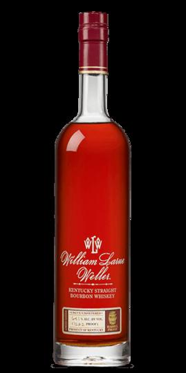 W. L. Weller Vertical Collection: William Larue Weller, 12 Year, Special Reserve Bourbon 750ml Bottle